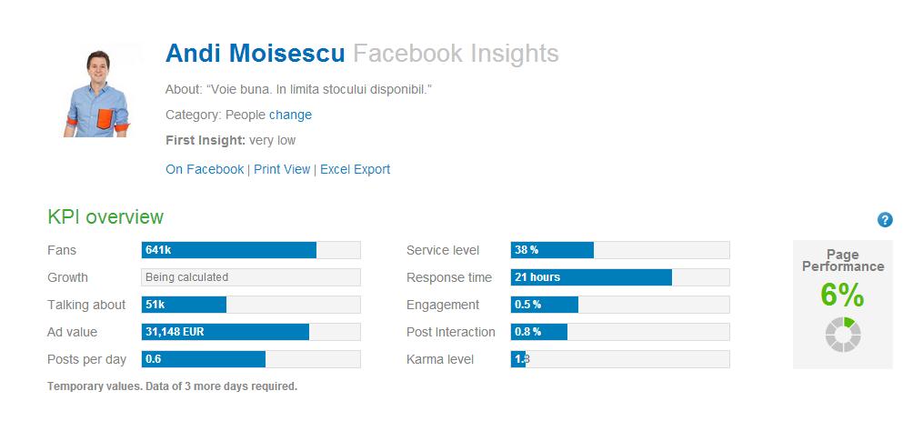 andi moisescu facebook