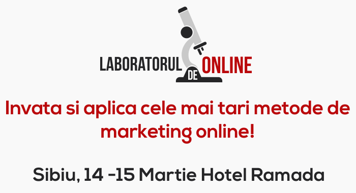 curs de marketing online