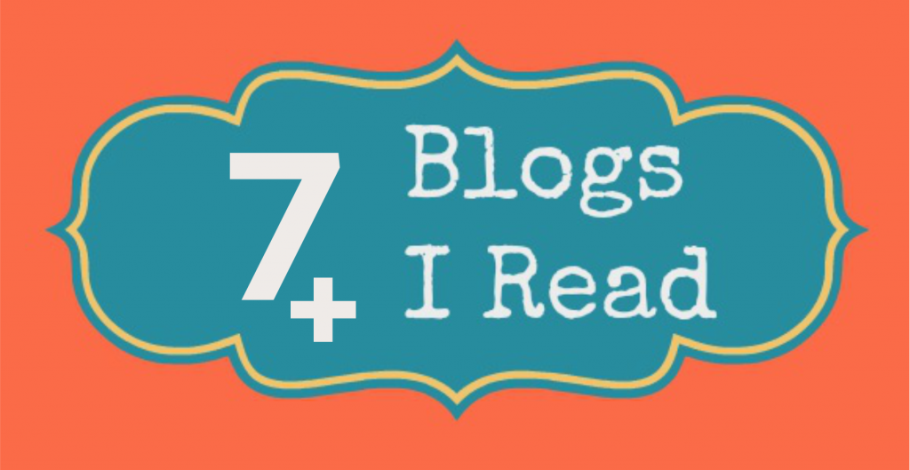 blogs i read