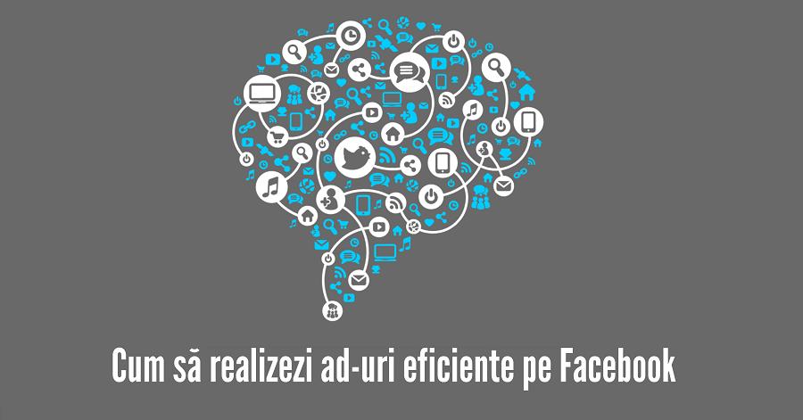 ad-uri eficiente pe facebook