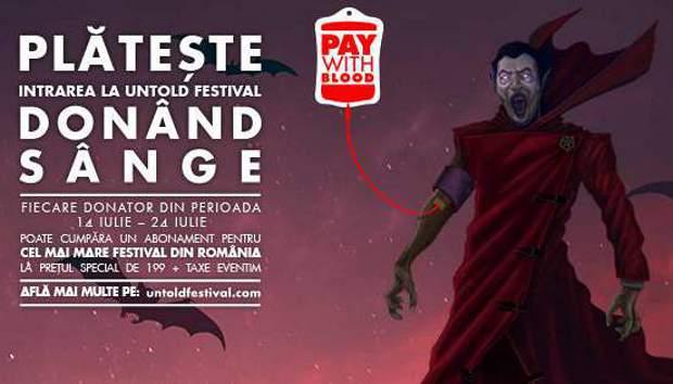 campanie-donare-sange-untold-festival